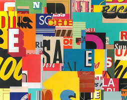 typographical collages greg lamarche patternbank