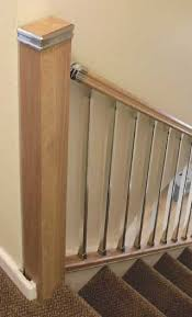 Stair Banisters Uk Solution Stair Parts Solution Handrail System