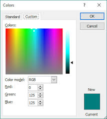 show color palette dialog box with vba xldialogeditcolor wellsr com