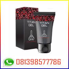 jual titan gel asli di palembang 081398577786 iklankularis media