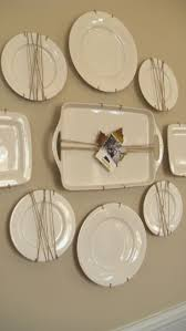 home decor plates home decor plates home decor plates upcycled plate johnson on sich