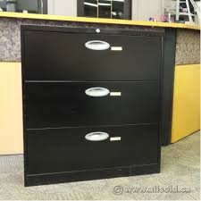 steelcase cabinets for sale steelcase turnstone black 3 drawer lateral file cabinet locking