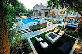 Backyard Pool Landscape Ideas Florida Backyard Landscaping Best Tropical Backyard Landscaping