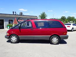 previa toyota previa minivan for sale used cars on buysellsearch