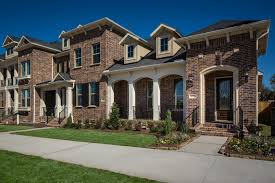 trendmaker homes opens townhome model in imperial sugar land