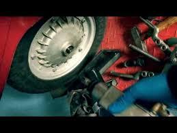 vespa px200e front drum brake repair youtube
