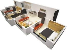 900 Sq Ft Apartment Floor Plan by 900 Sq Ft 2 Bhk 2t Apartment For Sale In Oyster Living Divino