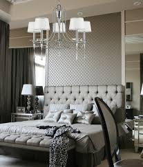 chambre meubl馥 lit avec tete de lit matelass馥 53 images jete de lit pas