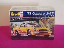 79 camaro model car revell 79 camaro z28 3 n 1 st burn plastic model car kit 85 2165
