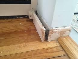 Laminate Floor Moulding Sometimes It U0027s The Little Things U2013 Plaster U0026 Disaster