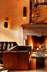 cosy up to a toasty fire the ludlow hotel new york new york