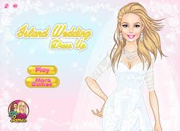 wedding dress up island wedding dress up