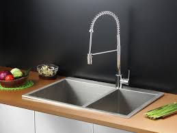 kohler kitchen sink faucet trendy kitchen sink faucets u2013 three