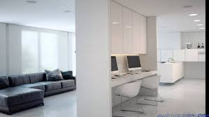 Minimalist Modern Design A Super Minimalist Modern Apartment In White Youtube