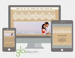wedding invitation websites fall autumn wedding website email invitation designs