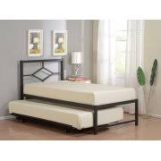twin metal bed frames
