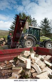 Firewood Saw Bench Tractor Firewood Stock Photos U0026 Tractor Firewood Stock Images Alamy