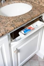 what paint is best for bathroom cabinets our painted bathroom vanity the before after and how