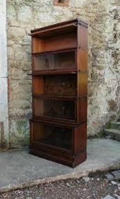 Globe Wernicke Bookcase 299 Antique Lawyer Barrister Bookcases For Sale Antique Lawyer