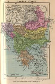 Southeastern Europe Map by