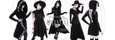 alternative clothing gothic punk u0026 kawaii fashion attitude