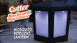 cutter backyard bug control mosquito repellent lantern youtube