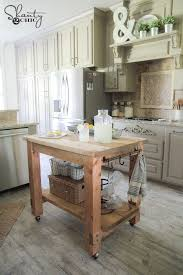 rolling kitchen island 11 free kitchen island plans for you to diy