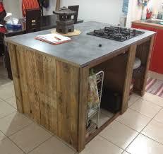 construire sa cuisine en bois cuisine meuble en palette tutos gã niaux pour vous inspirer