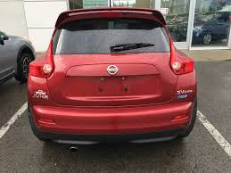 nissan juke red nissan juke 2014 with 62 000km at ste agathe between st jerome