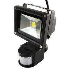 outdoor led motion lights high light led sensor 20w ip65 pir infrared body motion sensor led