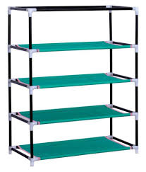 pindia 4 layer green portable multi utility shoe rack organizer pindia 4 layer green portable multi utility shoe rack organizer