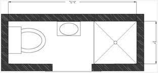 narrow bathroom floor plans narrow bathroom sink vanity comfy small bathroom floor plans cse