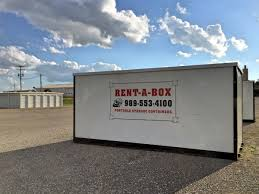 rent a box portable storage containers for you home or business