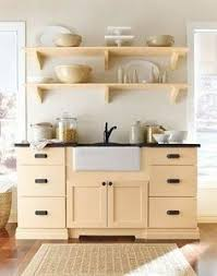 casual traditional kitchen by martha stewart living on