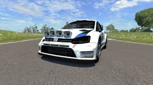 volkswagen polo modification parts volkswagen polo r wrc for beamng drive