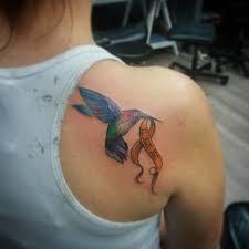 hummingbird tattoo meaning and design ideas 2018