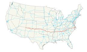 Map My Driving Route by U S Route 64 Wikipedia