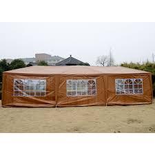 Outdoor Patio Gazebo by Outsunny 10 U0027x30 U0027 Outdoor Wedding Party Tent Patio Gazebo Canopy