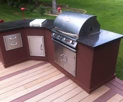 outdoor kitchen base cabinets kitchen beautiful outdoor kitchen ideas with black granite table