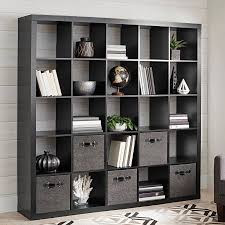 room organizer better homes and gardens 25 cube organizer room divider solid