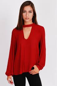 shoulder cut out blouse cut out blouse pear
