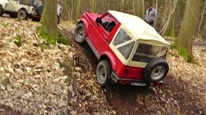 Suzuki Samurai Off Road Youtube