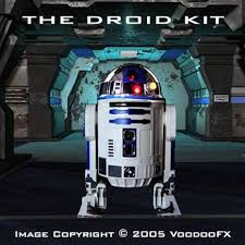 wars r2 d2 customizing light kit