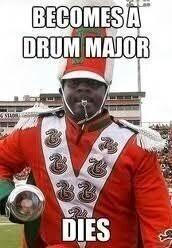 Drum Major Meme - we got spirit on twitter famu fiu twitter beef this is not um