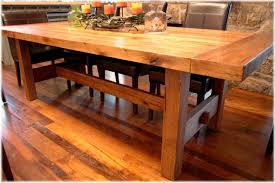 custom design fabricator antique craftsman dining table