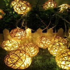 a string of 20 tree lights rainforest islands ferry