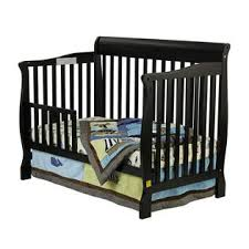 Hton Convertible Crib On Me On Ashton Convertible 4 In Crib Black Baby