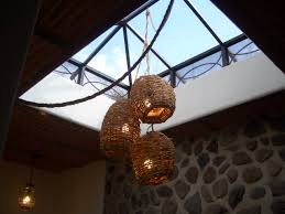 Wicker Light Fixture by Basket Light Fixture The Round Garota Cylindrical Syra 45 And The