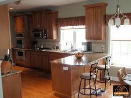 kitchen bulkhead ideas retrofitting kitchen for over the range microwave