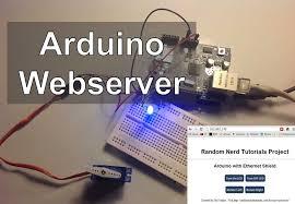 arduino webserver lights relays servos etc 4 steps